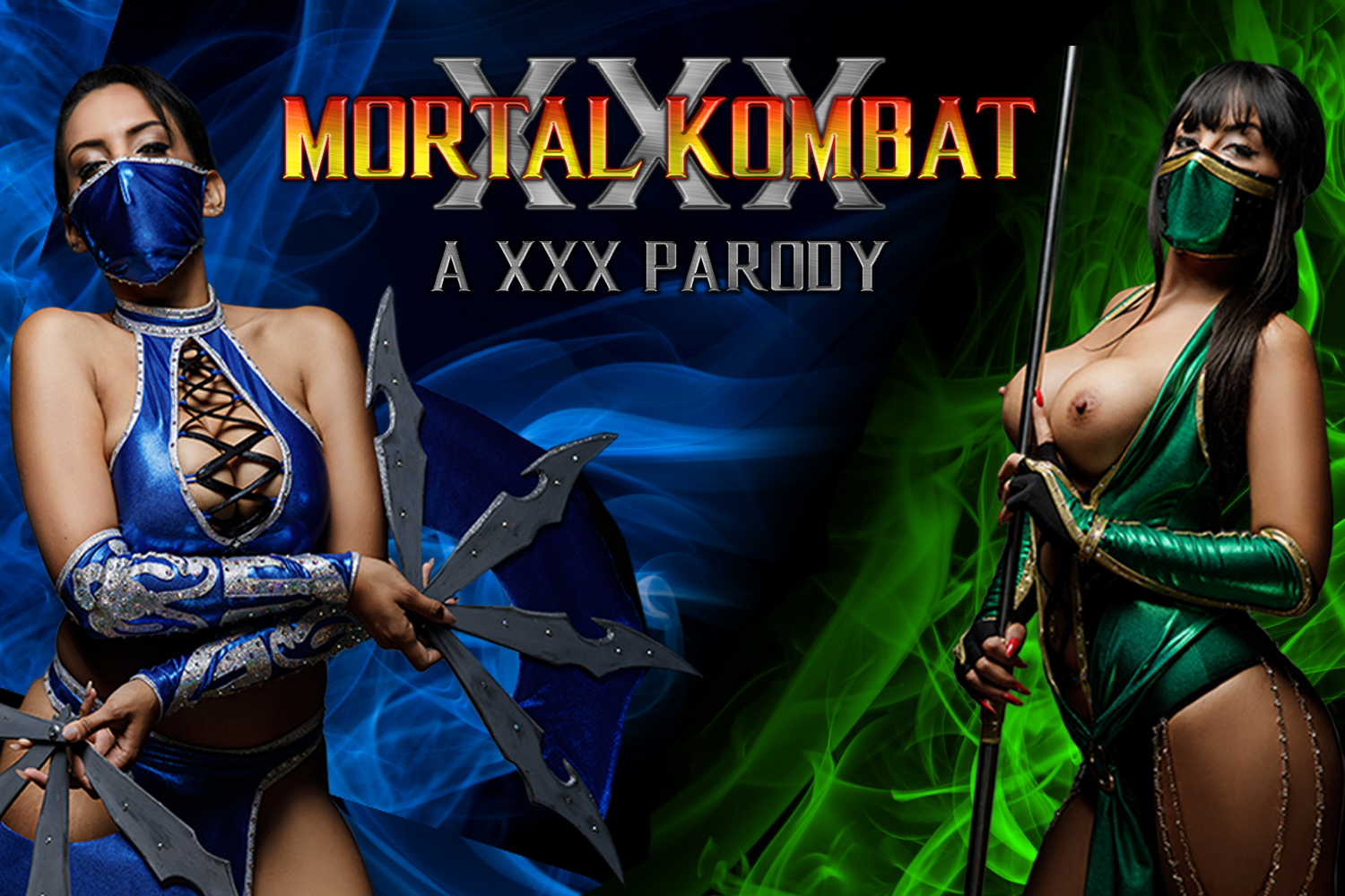 Mortal Kombat Virtual Reality Porn Cosplay | MobileVRXXX
