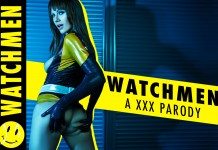 Watchman VR Porn Cosplay