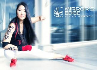 Mirror's Edge VR Porn Cosplay sattring Kitana as Faith Connor