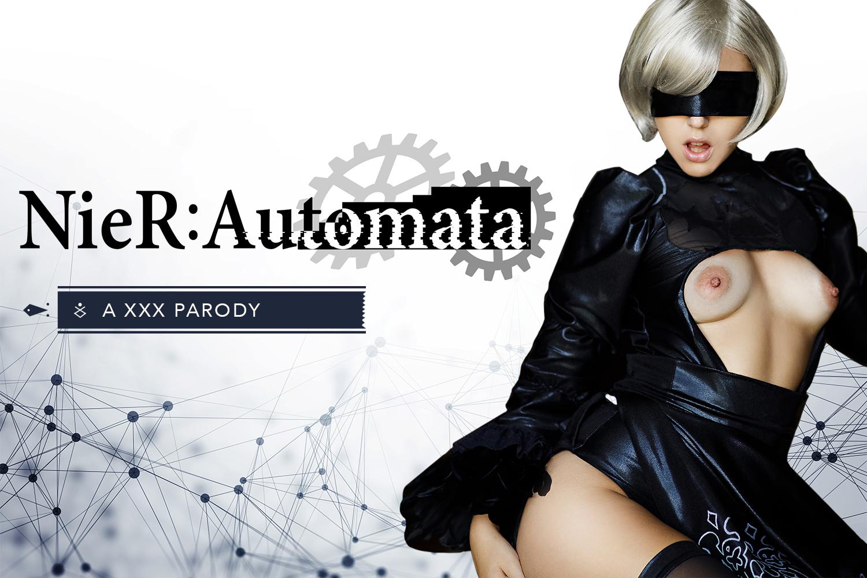 NieR: Automata VR Porn Cosplay starring Zoe Doll as 2B | MobileVRXXX