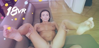 VR Doggystyle Morning Sex with Vanessa Decker