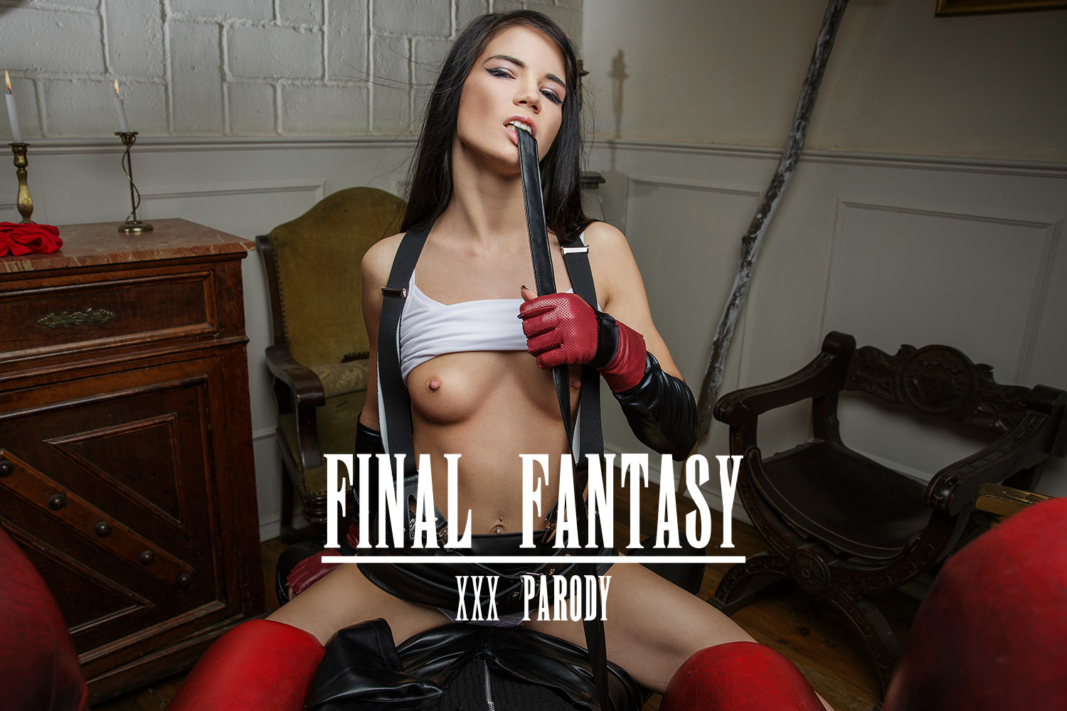 pov nude Final fantasy girls