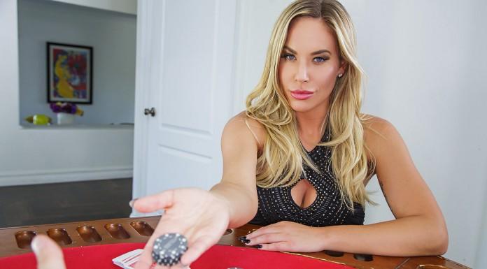 VR Sex Poker with Olivia Austin