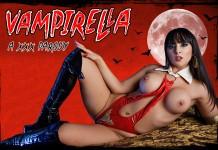 Vampirella VR Porn Cosplay starring Alba De Silva