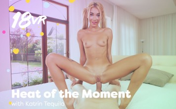 Katrin Tequila is here for some Teen Assfucking