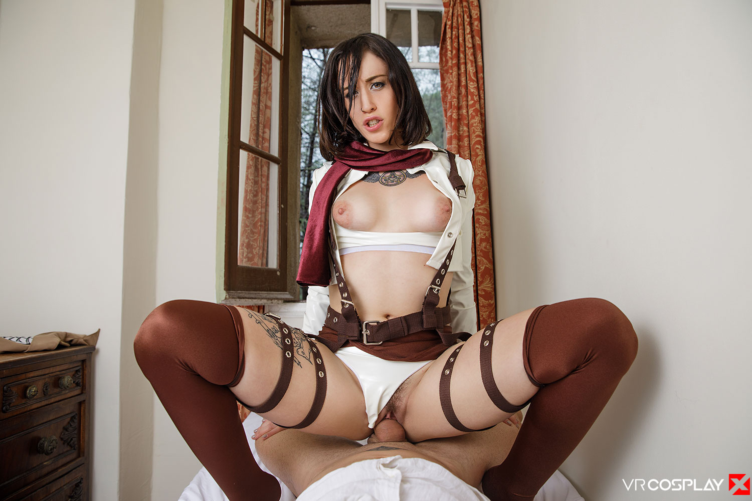 Attack On Titan Cosplay Porn