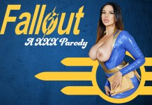 Fallout VR Porn Cosplay starring Missy Martinez