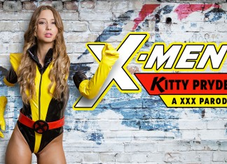 X-Men VR Porn Cosplay starring Taylor Sands as Kitty Pryde