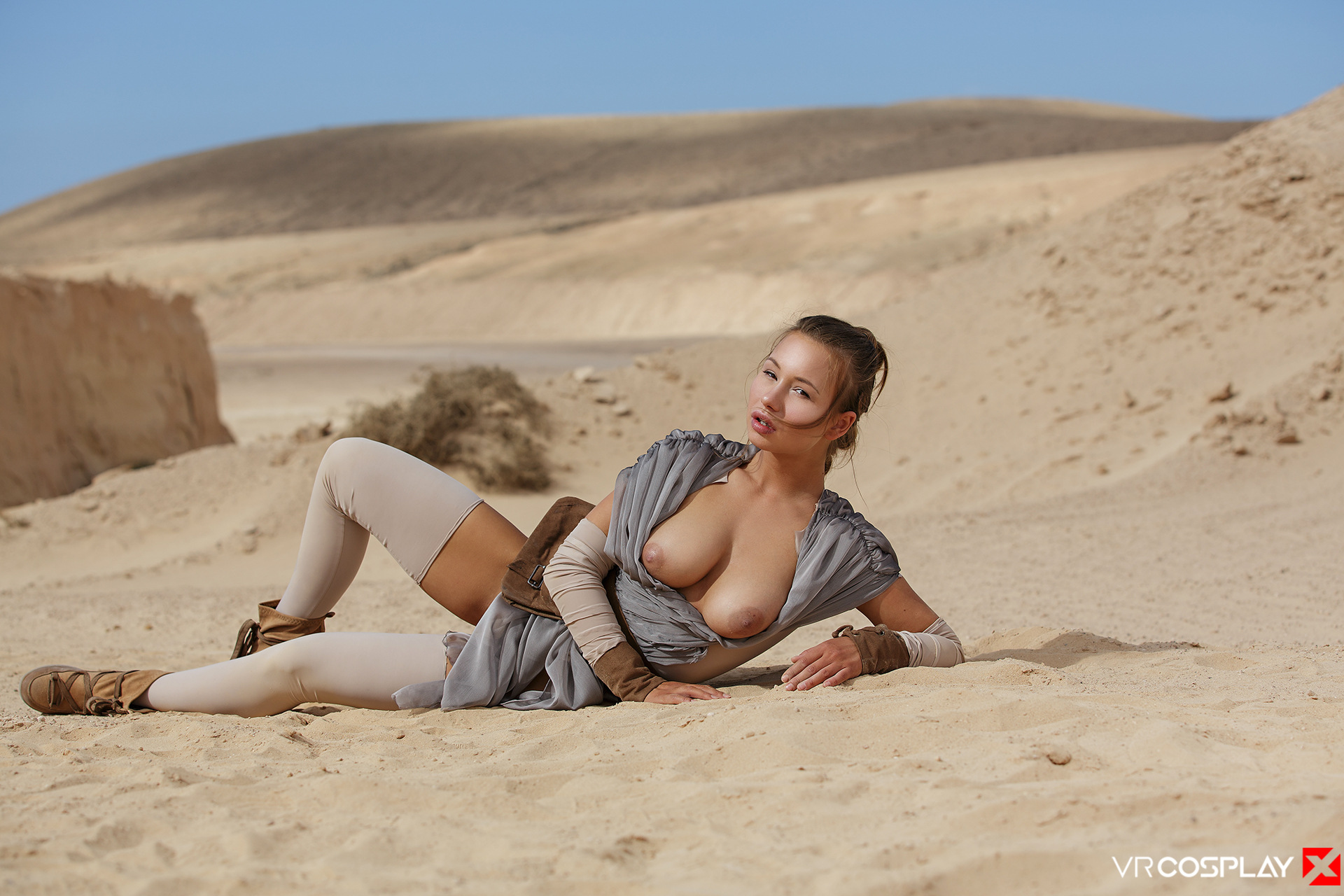 Star Wars Cosplay Porno