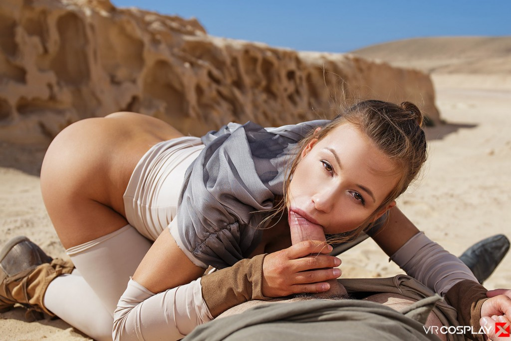 Star Wars Porn Video