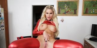 Lady Deadpool VR Porn Cosplay starring stunning Jessa Rhodes