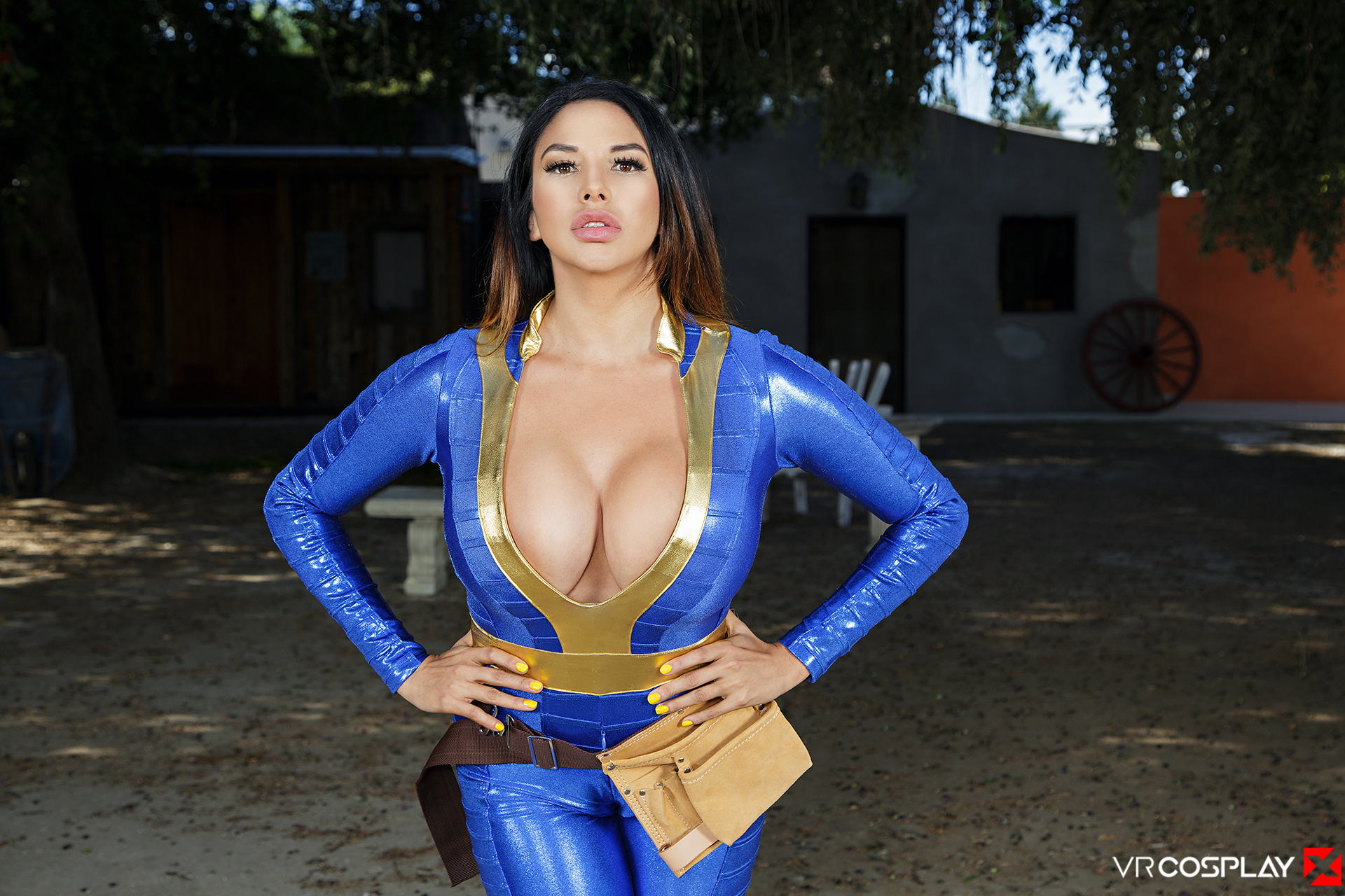 fallout cosplay porn