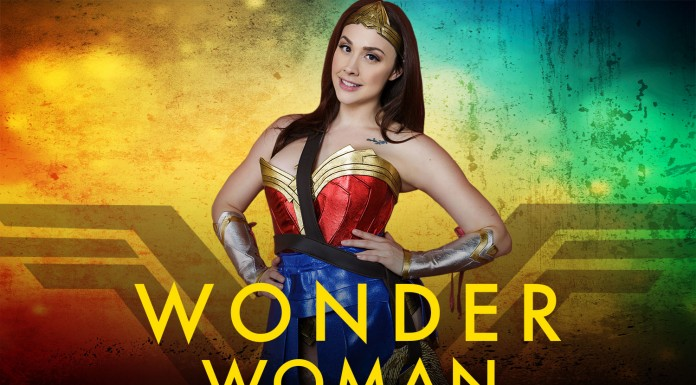 Wonder Woman VR Porn Cosplay starring Chanel Preston