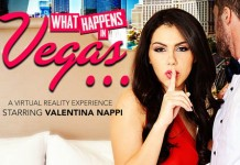 What Happens in Vegas starring Valentina Nappi