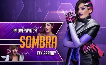Somba - Overwatch xxx parody
