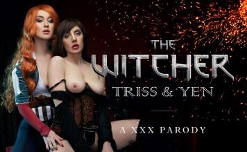 Lesbian XXX Parody