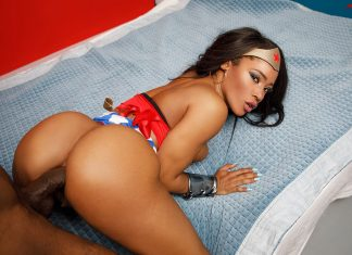 Cosplay Anal Adventures Wonder Woman