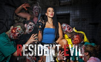 Resident Evil XXX Parody starring Katrin Tequila