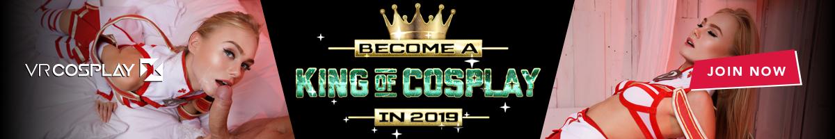 VRCosplayX New Year Promo