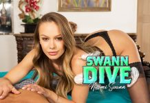 Petite Girl Next Door Banged - Swann Dive