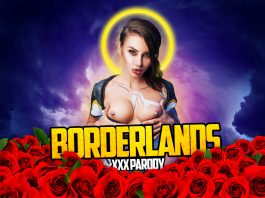 Borderlands:Angels spreads her ass