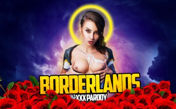 Borderlands:Angels spreads her ass